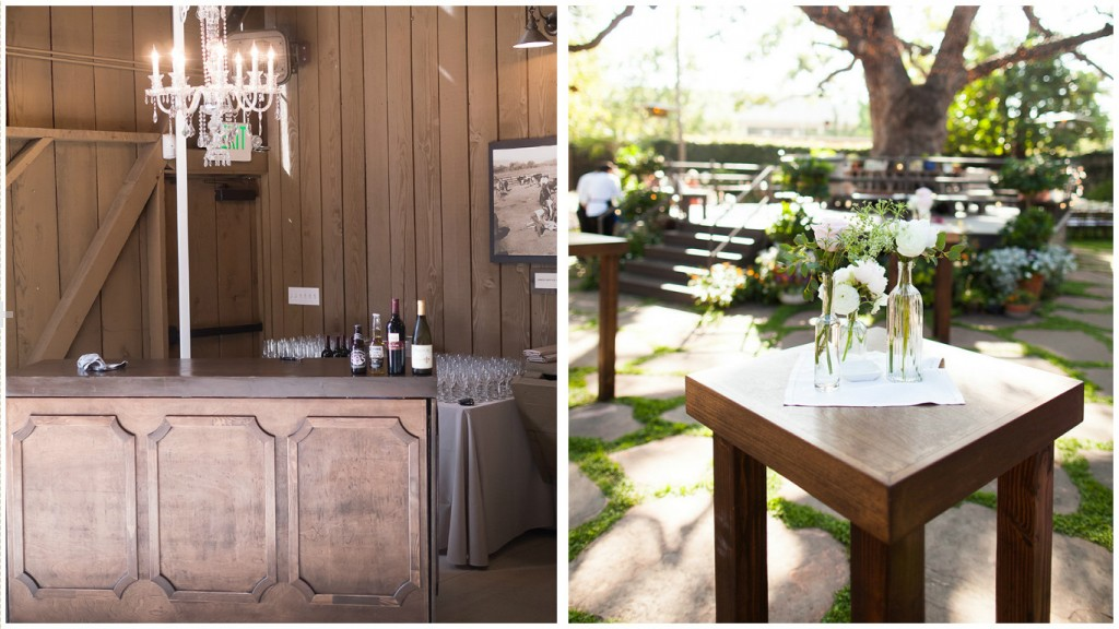 Wood Wedding Rentals Los Angeles