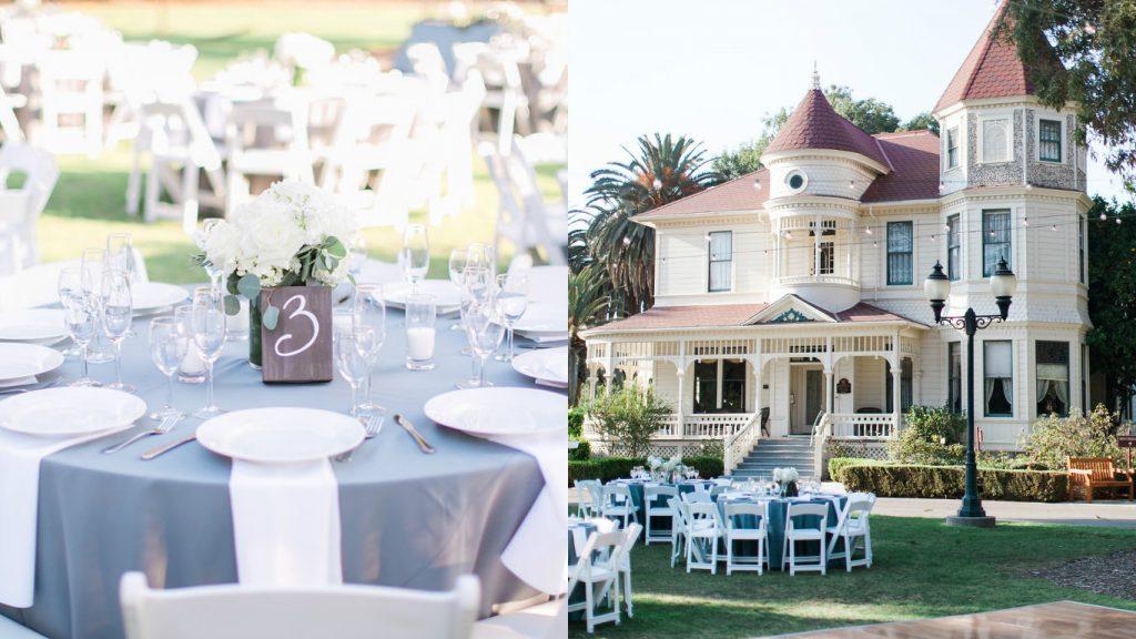 Camarillo Ranch Wedding Reception