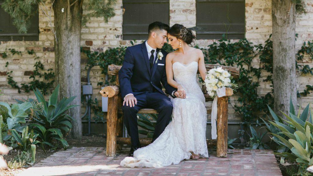 Wedding Rentals-Bride and Groom
