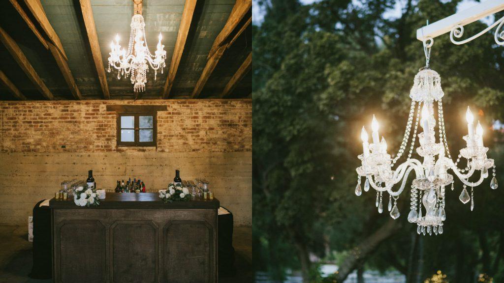 Wedding Rentals-Lighting
