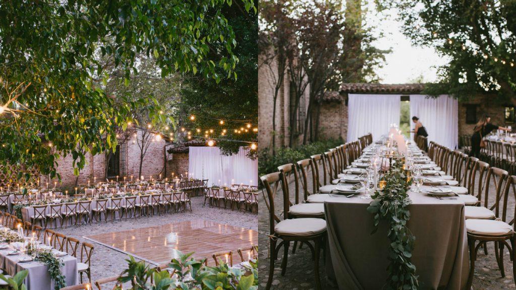 Wedding Rentals-Reception