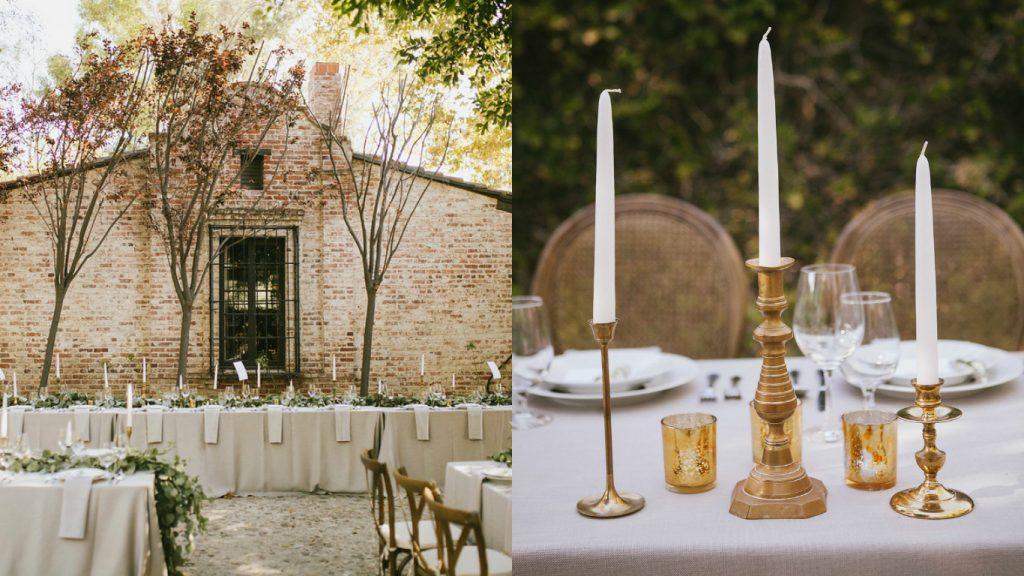Wedding Rentals-Reception site